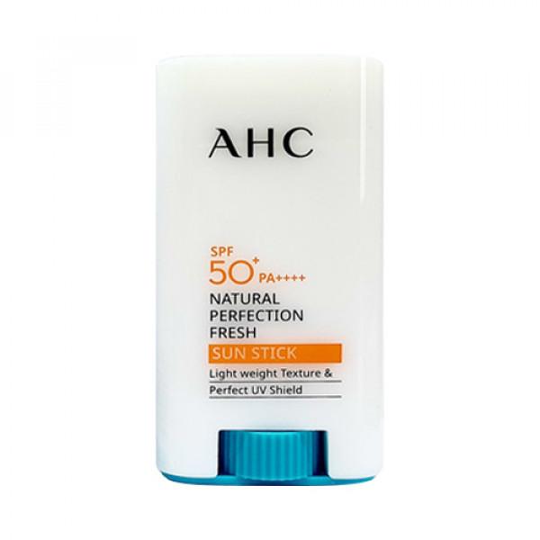 [A.H.C] Natural Perfection Fresh Sun Stick - 17g (SPF50+ PA++++)