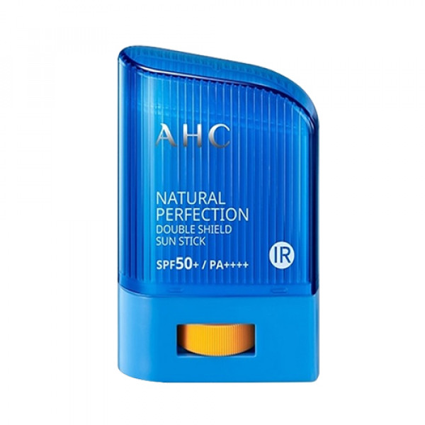 [A.H.C] Natural Perfection Double Shield Sun Stick (2021) - 22g (SPF50+ PA++++)