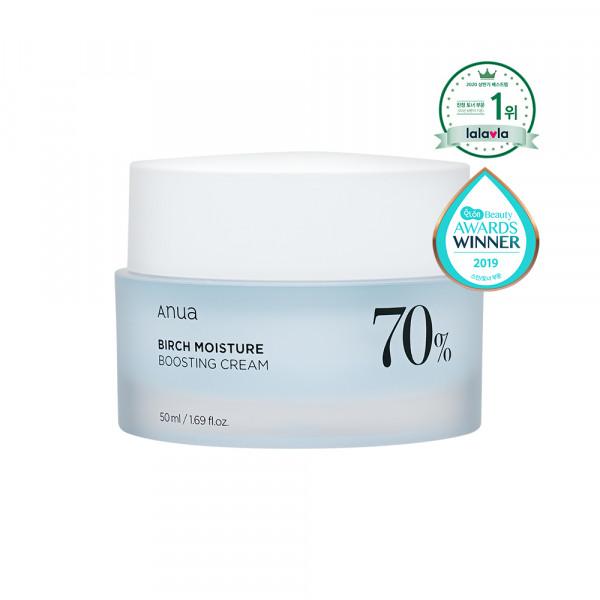 [ANUA] Birch Moisture Boosting Cream - 50ml
