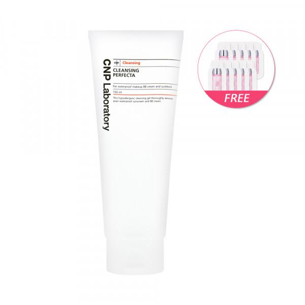 [CNP LABORATORY] Cleansing Perfecta - 150ml(Free Random Samples 10pcs)