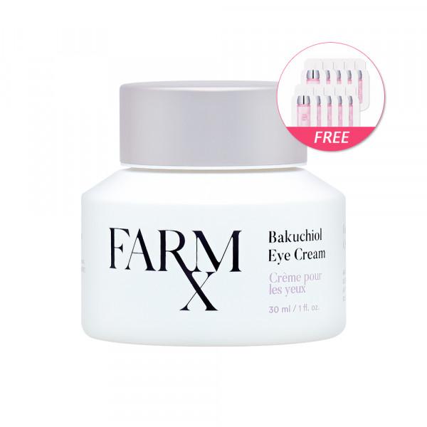[CNP LABORATORY] Farm Rx Bakuchiol Eye Cream - 30ml(Free Random Samples 10pcs)