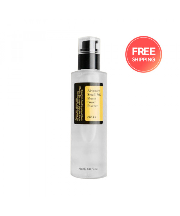 [COSRX] Advanced Snail 96 Mucin Power Essence - 100ml