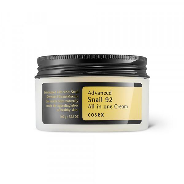 [COSRX] Advanced Snail 92 All In One Cream - 100ml x 5pcs