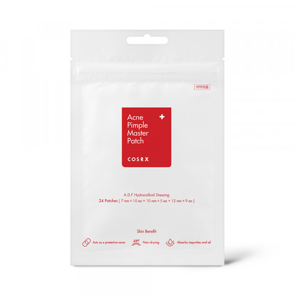 [COSRX] Acne Pimple Master Patch - 1pack (24pcs) x 5