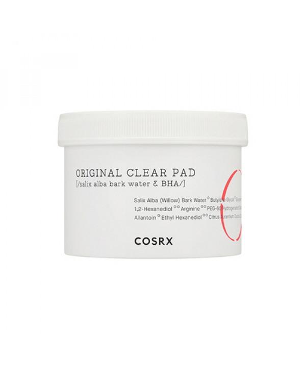 [COSRX] One Step Original Clear Pad - 1pack (70pcs) x 5pcs