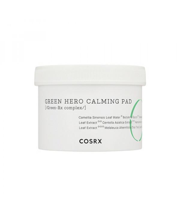[COSRX] One Step Green Hero Calming Pad - 1pack (70pcs)