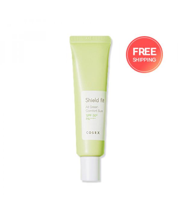 [COSRX] Shield Fit All Green Comfort Sun - 35ml (SPF50+ PA++++)