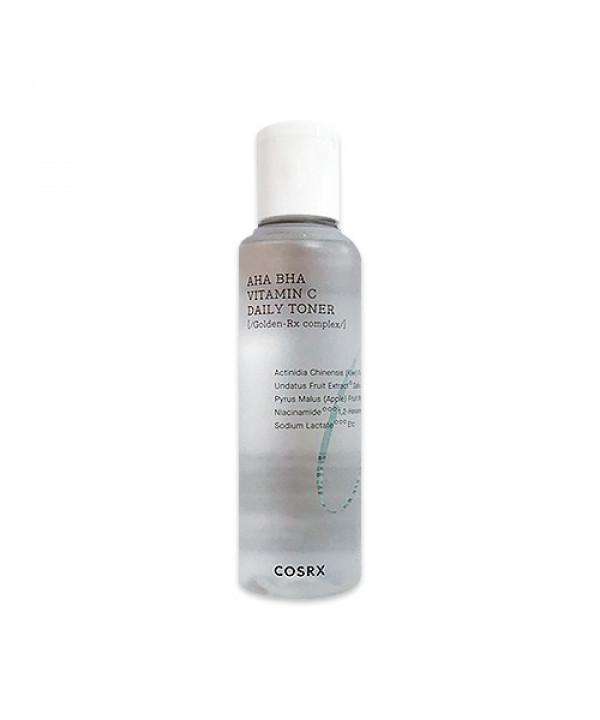 [COSRX] Refresh AHA BHA Vitamin C Daily Toner (Jumbo Size) - 150ml