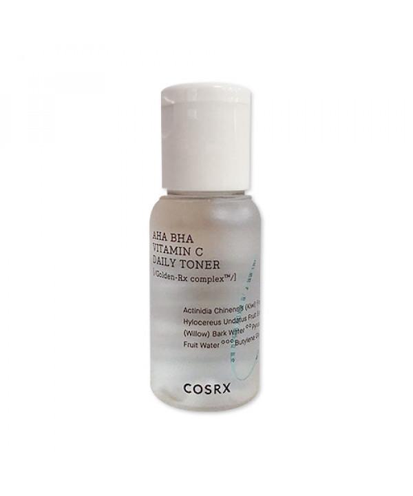 [COSRX] Refresh AHA BHA Vitamin C Daily Toner - 50ml