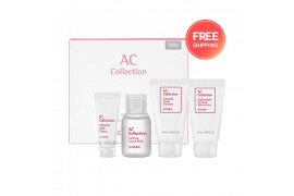 [COSRX] AC Collection Trial Kit Combination Skin - 1pack (4items) No.Mild