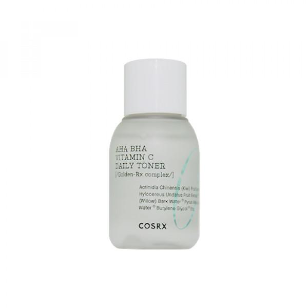 [COSRX] Refresh AHA BHA Vitamin C Daily Toner (Non Package) - 30ml No.Brightening