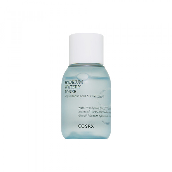[COSRX] Hydrium Watery Toner (Non Package) - 30ml No.Hydrating