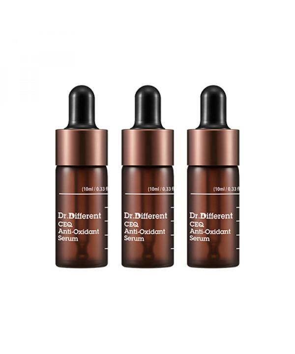 [Dr.Different] CEQ Anti Oxidant Serum - 1pack (10ml x 3pcs)