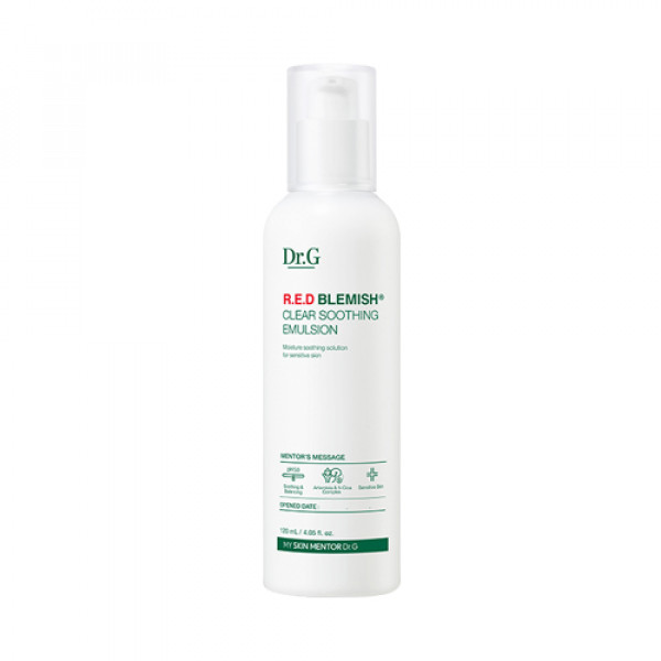 [Dr.G] Red Blemish Clear Soothing Emulsion - 120ml