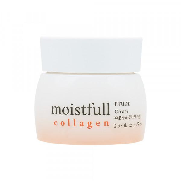 [ETUDE HOUSE] Moistfull Collagen Cream (2021) - 75ml