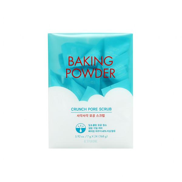 [ETUDE HOUSE] Baking Powder Crunch Pore Scrub - 1pack (7g x 24ea)