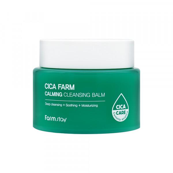 [FARM STAY] Cica Farm Calming Cleansing Balm - 95ml