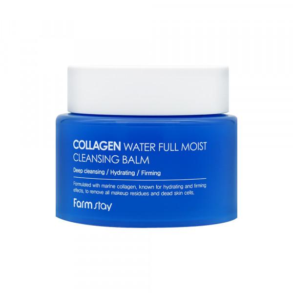 [FARM STAY] Collagen Water Full Moist Cleansing Balm - 95ml
