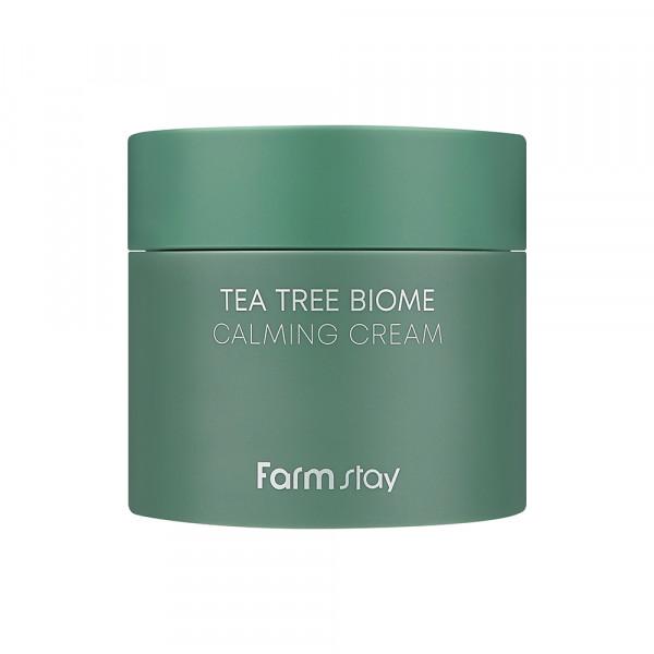 [FARM STAY] Tea Tree Biome Calming Cream - 80ml