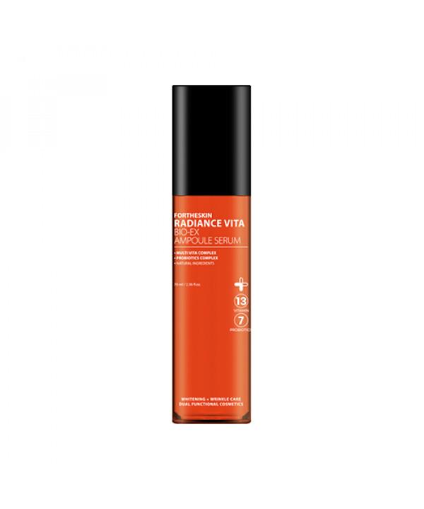 [FOR THE SKIN] Radiance Vita Bio Ex Ampoule Serum - 70ml