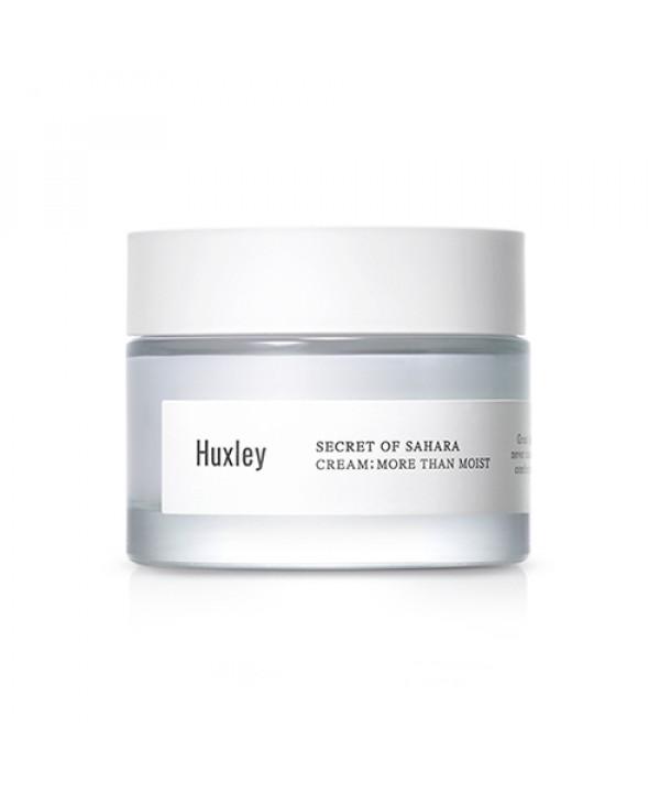 [HUXLEY] Cream More Than Moist - 50ml