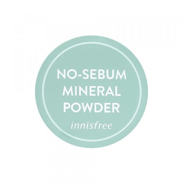 [INNISFREE] No Sebum Mineral Powder (2021) - 5g