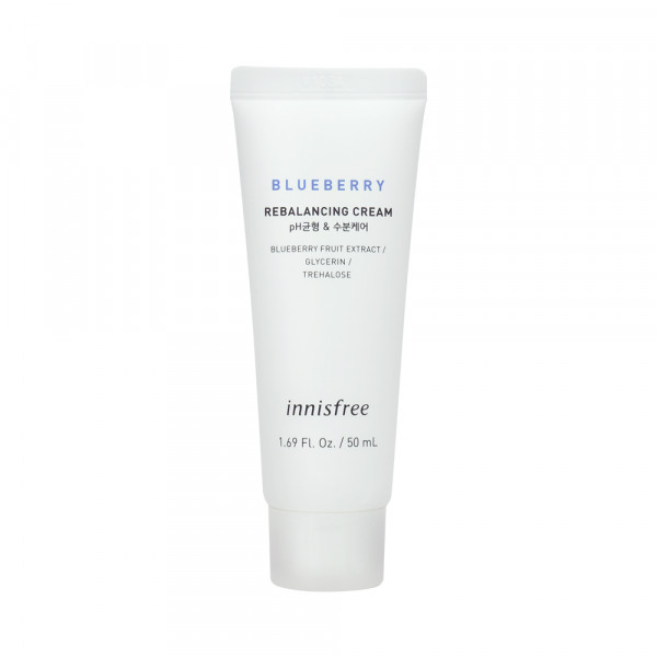 [INNISFREE] Blueberry Rebalancing Cream (2021) - 50ml