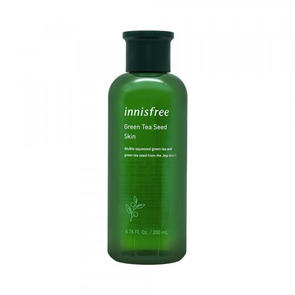 [INNISFREE] Green Tea Seed Skin (2021) - 200ml