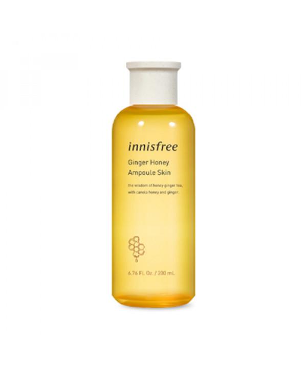 [INNISFREE] Ginger Honey Ampoule Skin (2021) - 200ml