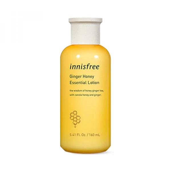 [INNISFREE] Ginger Honey Essential Lotion (2021) - 160ml