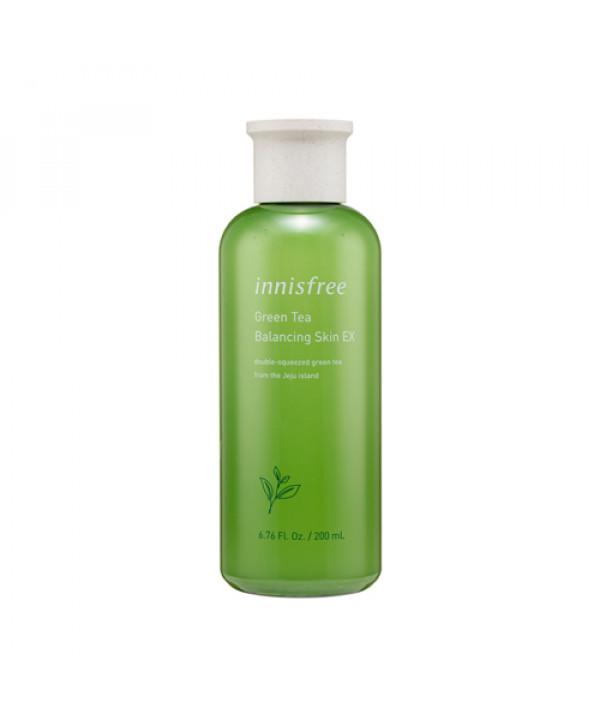[INNISFREE] Green Tea Balancing Skin EX (2021) - 200ml