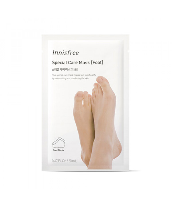 [INNISFREE] Special Care Mask Foot (2021) - 1uses