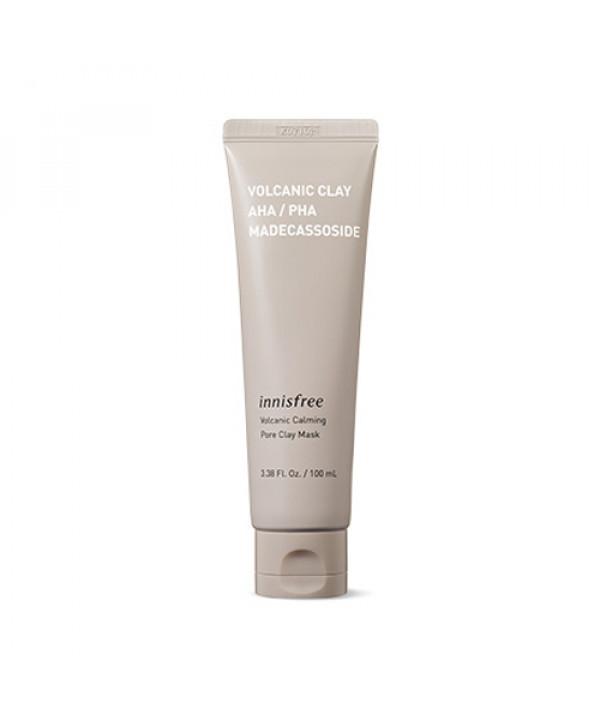 [INNISFREE] Volcanic Calming Pore Clay Mask - 100ml