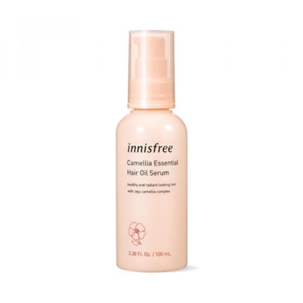 [INNISFREE] Camellia Essential Hair Oil Serum (2021) - 100ml