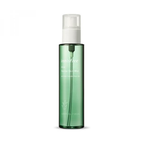 [INNISFREE] Aloe Revital Skin Mist (2021) - 120ml