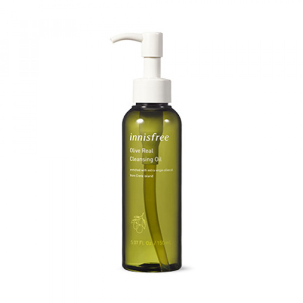 [INNISFREE] Olive Real Cleansing Oil (2021) - 150ml