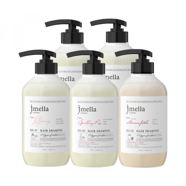 [JMELLA] In France Hair Shampoo - 500ml