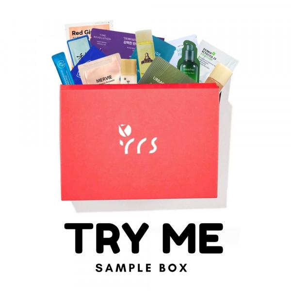 [Lucky Box]Try Me Sample Box (More Than 42pcs)