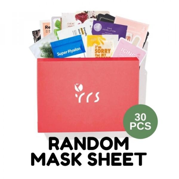 [Lucky Box] Random Mask Sheet - 30pcs