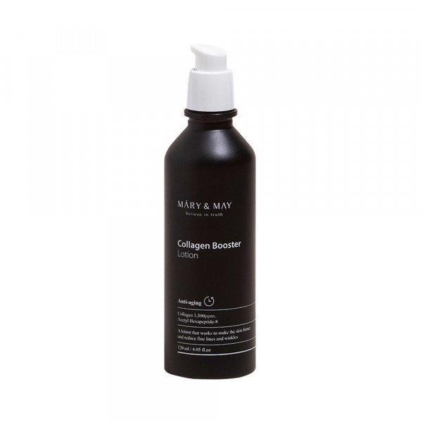 [MARY & MAY] Collagen Booster Lotion - 120ml