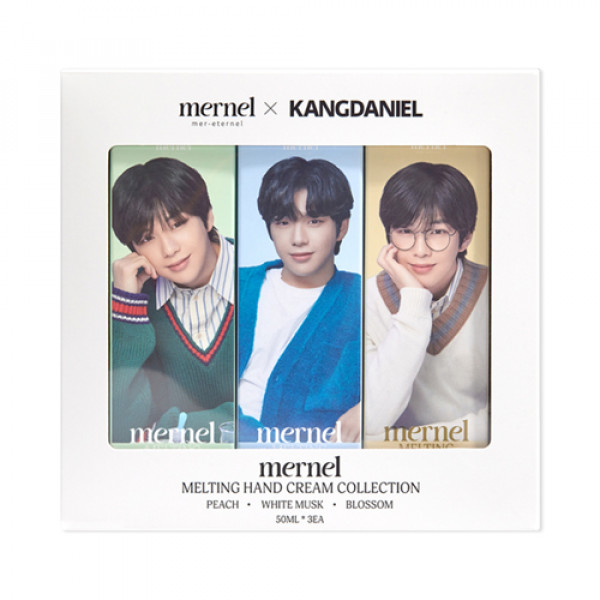 [MERNEL] Melting Hand Cream Collection - 1pack (3items)