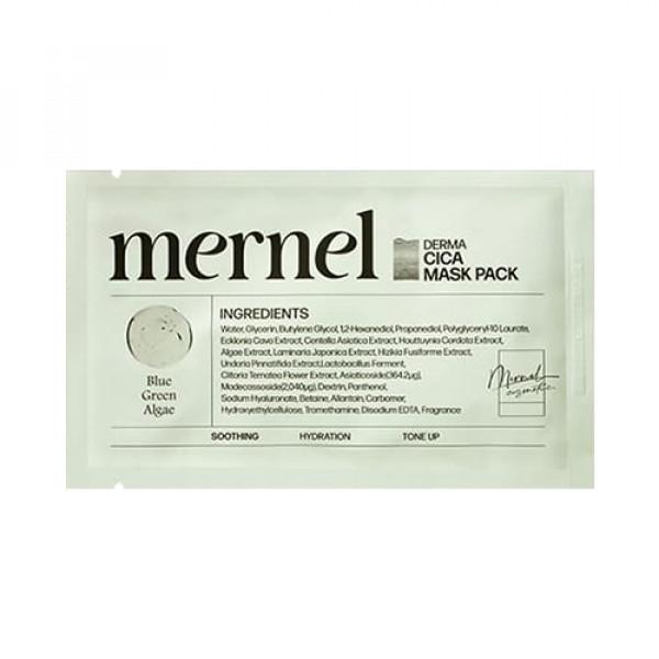 [MERNEL] Derma Cica Mask Pack (Soothing) - 5pcs