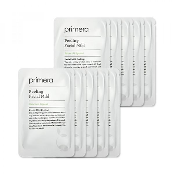[Primera_Sample] Peeling Facial Mild Samples (2020) - 10pcs