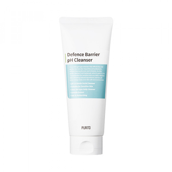 [PURITO] Defence Barrier pH Cleanser (2021) - 150ml
