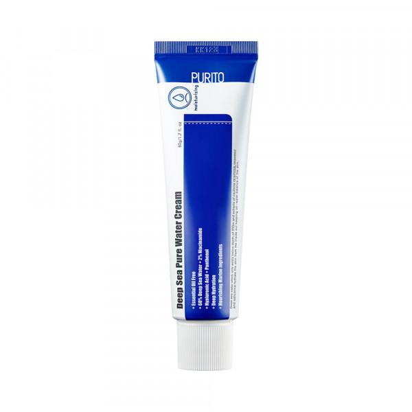[PURITO] Deep Sea Pure Water Cream (2021) - 50g