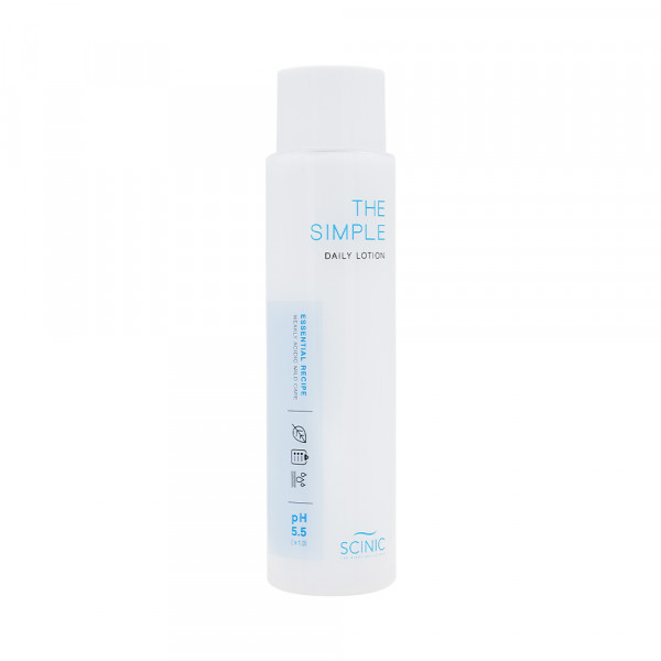[SCINIC] The Simple Daily Lotion - 145ml