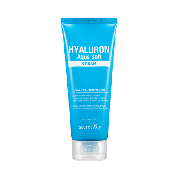 [Secret Key] Hyaluron Aqua Soft Cream (2021) - 150g