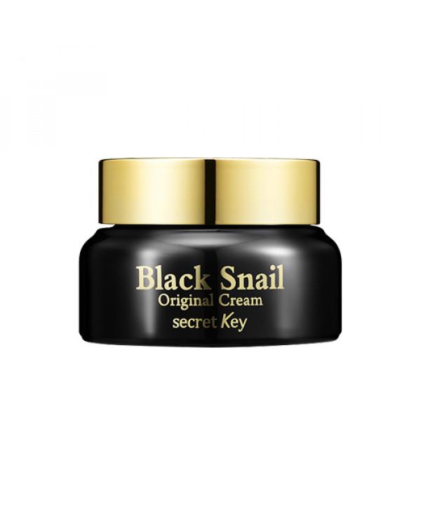 [Secret Key] Black Snail Original Cream (2021) - 50g