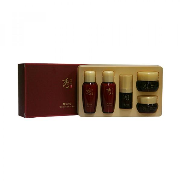 [Sooryehan_Sample] Hyobidam Fermented Gift Set Sample - 1pack (5ea)