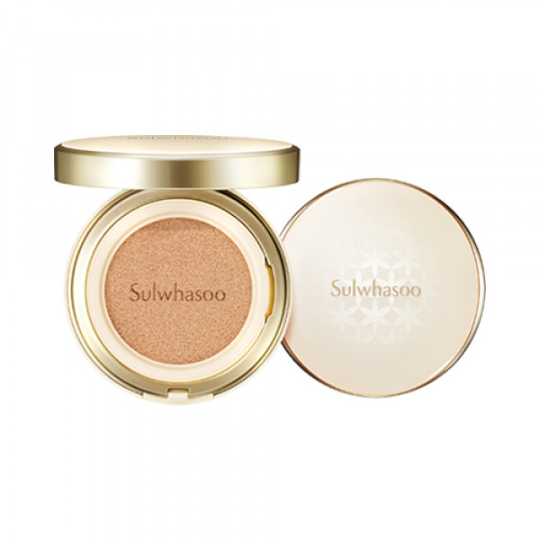 [Sulwhasoo] Perfecting Cushion EX (2021) - 1pack (15g+Refill) (SPF50+ PA+++)